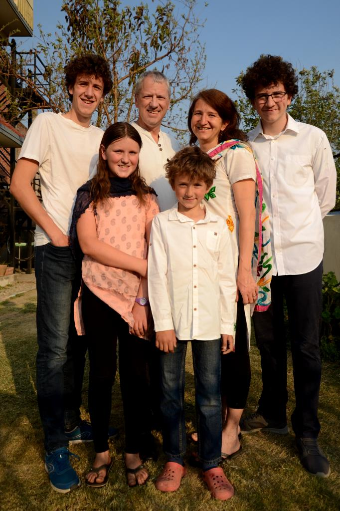 Familie Chinnery